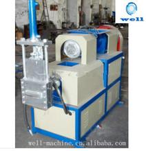 New Supply automatic temperature control foam granulator polystyrene foam granules double screw foam particles machine