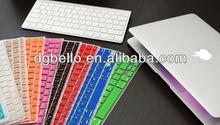 Laptop silicone waterproof and dustproof keyboard skin cover