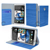 HIGH QUAITY AND CUTE CASE FOR HTC DESIRE 700,FOLIO PU LEATHER COVER SLEEVE FOR HTC DESIRE 700