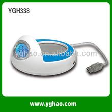 YGH338A USB Cup Warmer Pad Portable USB Heated Warmer Coffee Cup