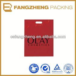 2014 high qualityphoto printed ldpe bags/plastic die cut bag