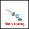 De alta calidad de doble fila de auto- cojinete de bolas alineación de retención hidráulica