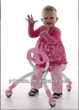 Pewi Pink Ride-On - Ride-On Toys by YBIKE
