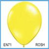 yellow latex punch ball balloons latex liquid for balloon