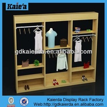 Fashionable design clothing furniture stores,store display furniture