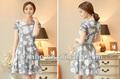 Para mujer vestido, Vestido de moda, 041501