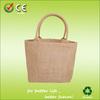 2014Fashion promotional jute tote bags wholesale