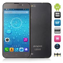 5.0 Inch MT6592 Octa-core FHD RAM 1GB ROM 16GB 14MP Camera ZOPO ZP 980 Smartphone