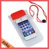 whole sale colored designer pvc cellphone waterproof bags