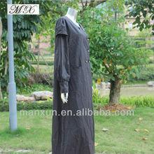 Long Skirt Summer Muslim Maxi Dress China Wholesale