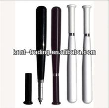 plastic baseball ballpoint pen promotional customized pen
