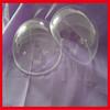 Designer best sell clear hollow plastic sphere