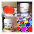 Multi color preço de um galão plástico pintura