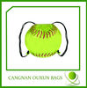new style customized nylon baseball drawstring bag