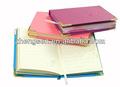 2014 de impresión personalizada mini agenda notebook para la promoción