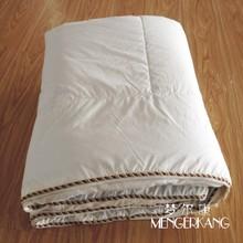 Short plush fabric cashmere quilt