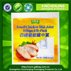 new style printed vacuum frozen chicken food bags