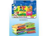 Baby Cloth Book Fabric Book
