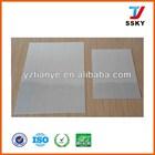 Clear plastic file cover high quality PVC binding sheet