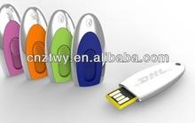 hot colorful 2gb plastic usb flash driver,free custom logo usb sticks