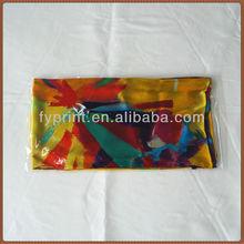 Factory Direct Custom Digital Printed Silk Neck Scarf