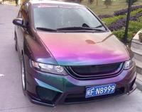 Green/Purple/Blue Chameleon paint pearl pigment powder for car paints