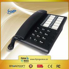 2014 nuovo! Telefono ip asterisco in promozione! Linee sip, 1 porta wan