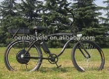 26inch 1000W 48V 10Ah electric bike/ electric bicycle / electric beach cruiser bike