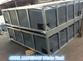 china lldpe8446 inodoro de plástico portátil depósito de residuos