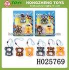 Alibaba China Wholesale plastic kaleidoscop Best selling funny kids cartoon bear magical kaleidoscope toy for sale H025769