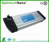 Folding electric bike lipo battery 48V 10Ah