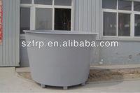 frp fiberglass GRP oil storage tank