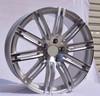 New design auto aliminum alloy wheel rims