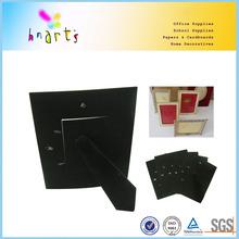 black backboards black velvet covering for picture frame