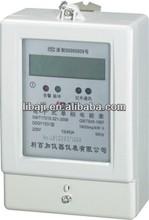 DDS1531J SINGEL PHASE RS485 ELECTRICITY ENERGY METER
