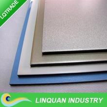 Aluminium composite panel PVDF coating exterior wall cladding