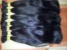 Double drawn beautiful vigin hair