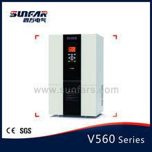 V560 High performance Close-loop large power vector control ac frequency inverter converter 50hz 60hz 220v 380v 440v