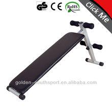 xiamen 102 adjustable gym bench