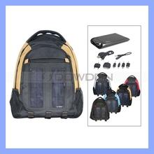 1680D Travel Racksack Bag 3.6W 2200mAh Business Solar Backpack