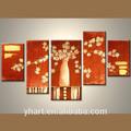 Vente chaude récent peinture d'art faits à la main peinture à l'huile de pavot
