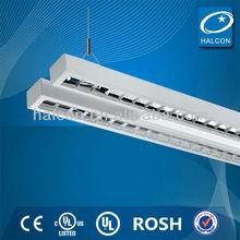 2014 good price UL CE ROHS suspended office lighting fixtur in China art deco light fixtures