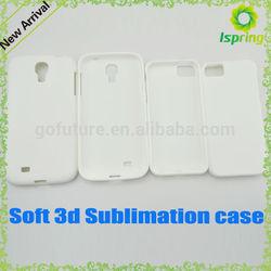 2014 high quality, 3d sublimation rubber case