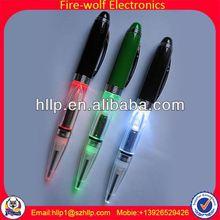 Professional Manufacturer ball pen New logo Christmas Promotional souvenir ballpoint pen
