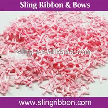 Polyester Underwear Ribbon Soft Twist Bow