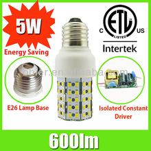 BBIER LED Residential Lighting LED bulb for house e27 5w