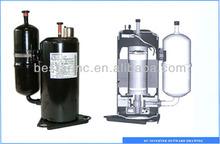 compressor 12v 24v dc for car air conditioner