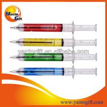 Syringe ball pen