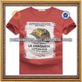 Impreso camiseta, camiseta de los hombres, baratos de china al por mayor de ropa