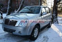Ssangyong Rexton korea Used Car